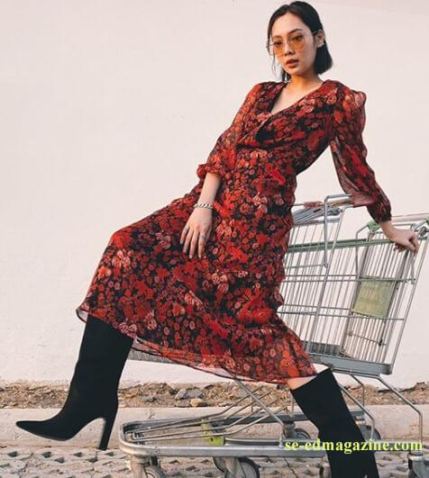 พรอยมน มนสภรณ์ ชาญเฉลิม นางเอกสาวที่การแต่งตัวโดดเด่นพร้อมกับใบหน้าสุดชิค เธอได้เริ่มเข้าสู่วงการบันเทิงและเป็นที่รู้จักจากการถ่ายโฆษณา