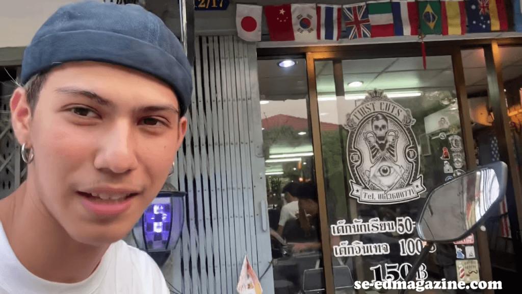 Anthony Blane หลายคนคงคุ้นหน้าหนุ่มลูกครึ่งไทย-อเมริกันบ้านๆ ในรายการ The face men Thailand season เขาก็คือ โทนี่ แอนโธนี เบลน จากทีมเก้า